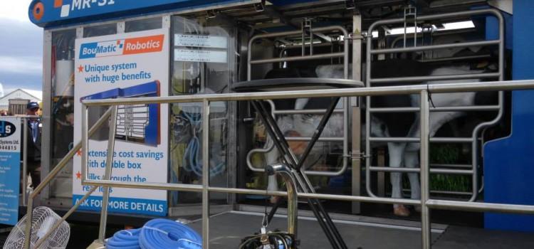 Boumatic Robotic Milking